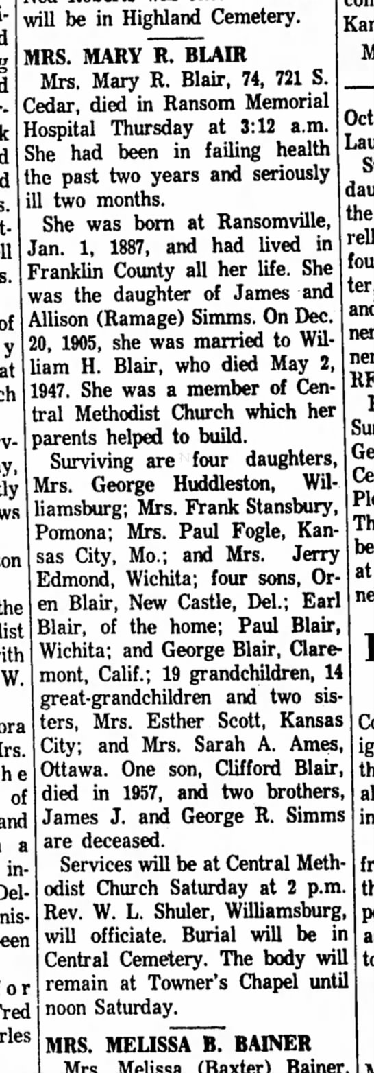 Obit Mary Blair