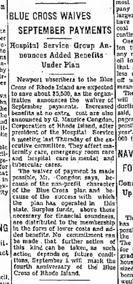 Newport Mercury August 20, 1943