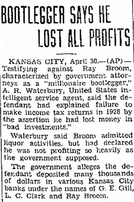 Jefferson City Post-Tribune (Jefferson City, Missouri) 30 April 1931