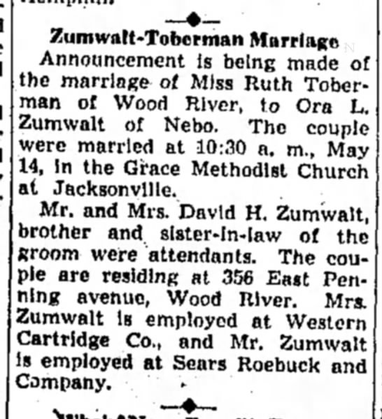 Zumwalt_Ora_Marriage_Announcement_1949