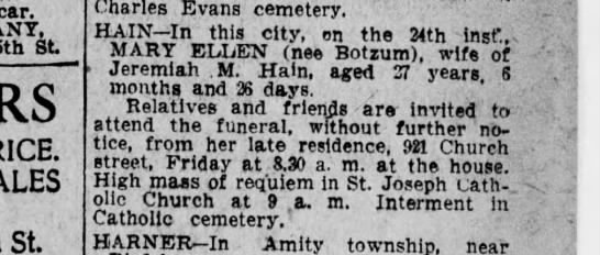 REading Times 26 MAR 1913