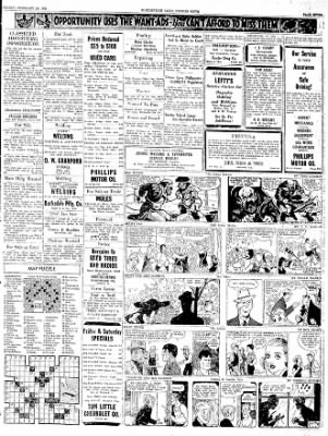 The Courier News from Blytheville, Arkansas on February 16, 1940 · Page 7