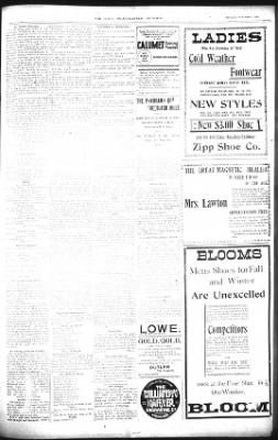The Daily Deadwood Pioneer-Times from Deadwood, South Dakota on October 7, 1900 · Page 5