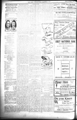 The Daily Deadwood Pioneer-Times from Deadwood, South Dakota on October 19, 1900 · Page 2