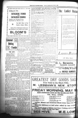 The Daily Deadwood Pioneer-Times from Deadwood, South Dakota on June 2, 1899 · Page 8