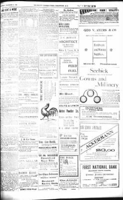 The Daily Deadwood Pioneer-Times from Deadwood, South Dakota on December 15, 1900 · Page 3