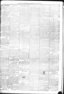 The Daily Deadwood Pioneer-Times from Deadwood, South Dakota on August 27, 1899 · Page 7