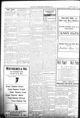 The Lead Daily Pioneer-Times from Lead, South Dakota on April 28, 1900 · Page 8