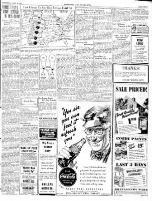 The Courier News from Blytheville, Arkansas on April 3, 1940 · Page 3