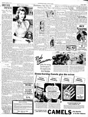 The Courier News from Blytheville, Arkansas on April 8, 1940 · Page 3