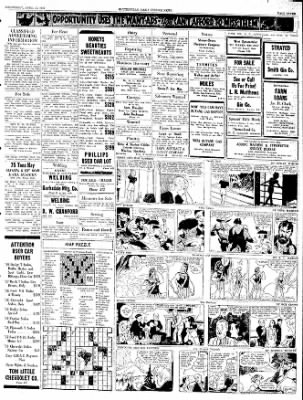 The Courier News from Blytheville, Arkansas on April 17, 1940 · Page 7