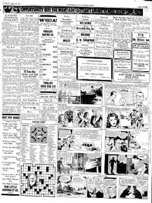 The Courier News from Blytheville, Arkansas on April 23, 1940 · Page 7