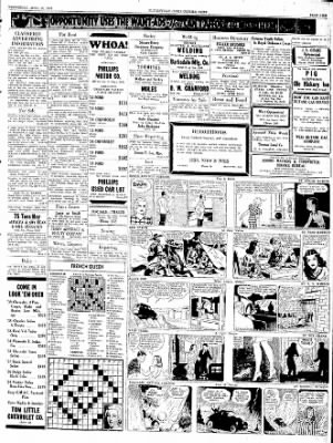 The Courier News from Blytheville, Arkansas on April 24, 1940 · Page 9
