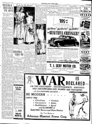 The Courier News from Blytheville, Arkansas on May 2, 1940 · Page 7