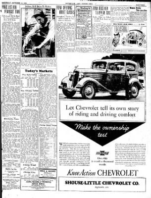 The Courier News from Blytheville, Arkansas on September 19, 1934 · Page 3