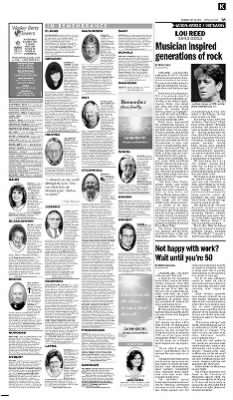 detroit free press from detroit michigan on october 28 2013 page a7 - Santeiu Funeral Home Garden City Michigan
