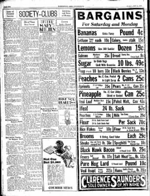 The Courier News from Blytheville, Arkansas on July 11, 1930 · Page 2