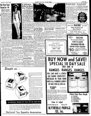 The Courier News from Blytheville, Arkansas on June 27, 1949 · Page 5