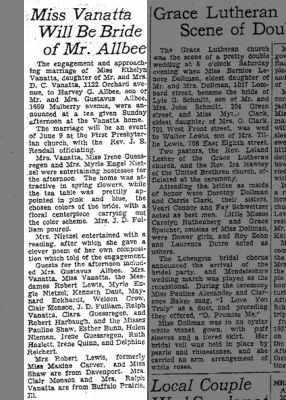 The Muscatine Journal and News-Tribune (Muscatine, Iowa) i Monday, May 9, 1932 - Page 4