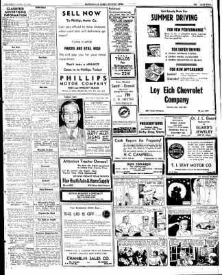 The Courier News from Blytheville, Arkansas on April 13, 1946 · Page 5