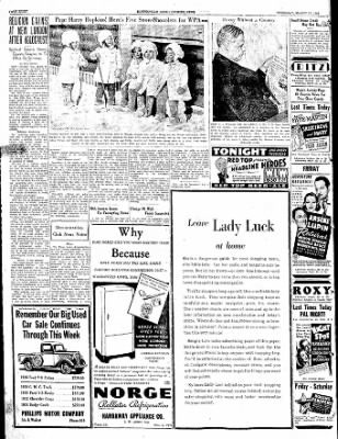 The Courier News from Blytheville, Arkansas on March 17, 1938 · Page 8
