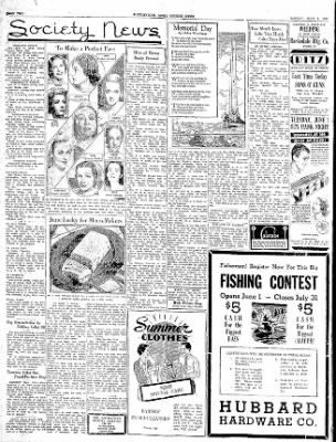 The Courier News from Blytheville, Arkansas on June 1, 1936 · Page 2
