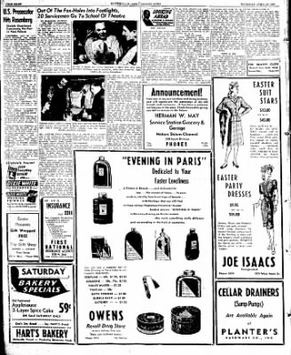 The Courier News from Blytheville, Arkansas on April 18, 1946 · Page 10