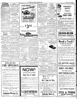 The Courier News from Blytheville, Arkansas on July 8, 1949 · Page 10