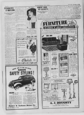 The Daily Clintonian from Clinton, Indiana on December 2, 1936 · Page 10