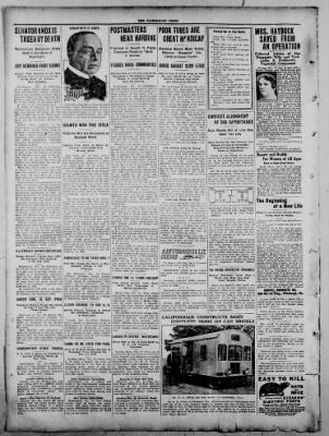 The Fairmount News from Fairmount, Indiana on October 20, 1921 · Page 2