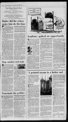 The Palm Beach Post from West Palm Beach, Florida on March 28, 1998 · Page 136
