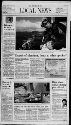 The Palm Beach Post from West Palm Beach, Florida on March 29, 1998 · Page 791
