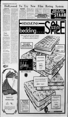 The Palm Beach Post from West Palm Beach, Florida on November 1, 1968 · Page 28