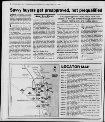 The Palm Beach Post from West Palm Beach, Florida on March 29, 1998 · Page 337