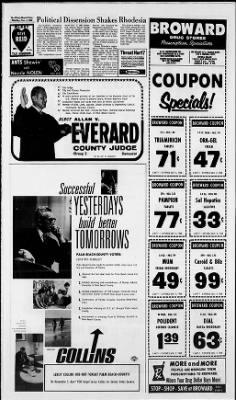 The Palm Beach Post from West Palm Beach, Florida on November 4, 1968 · Page 16