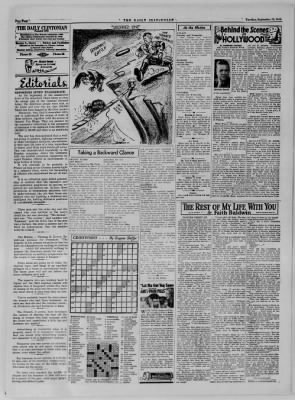 The Daily Clintonian from Clinton, Indiana on September 12, 1944 · Page 4