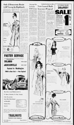 The Palm Beach Post from West Palm Beach, Florida on November 8, 1968 · Page 5