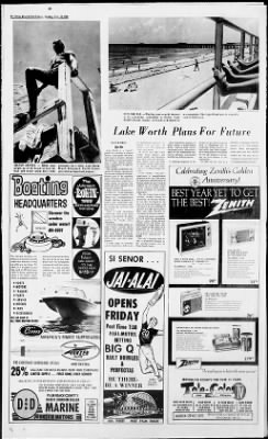 The Palm Beach Post from West Palm Beach, Florida on November 10, 1968 · Page 134