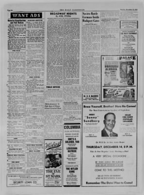 The Daily Clintonian from Clinton, Indiana on December 12, 1944 · Page 6