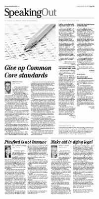 Democrat and Chronicle from Rochester, New York on October 18, 2015 · Page A35