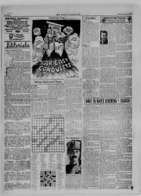 The Daily Clintonian from Clinton, Indiana on January 5, 1945 · Page 3