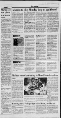 The Palm Beach Post from West Palm Beach, Florida on December 3, 1997 · Page 60