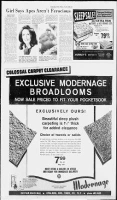The Palm Beach Post from West Palm Beach, Florida on November 15, 1968 · Page 19