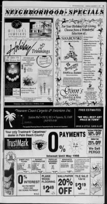 The Palm Beach Post from West Palm Beach, Florida on December 4, 1997 · Page 242
