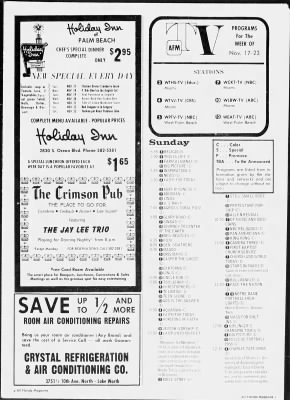 The Palm Beach Post from West Palm Beach, Florida on November 17, 1968 · Page 138