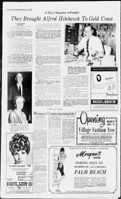 The Palm Beach Post from West Palm Beach, Florida on November 17, 1968 · Page 26