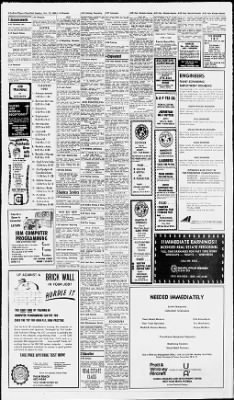 The Palm Beach Post from West Palm Beach, Florida on November 24, 1968 · Page 88