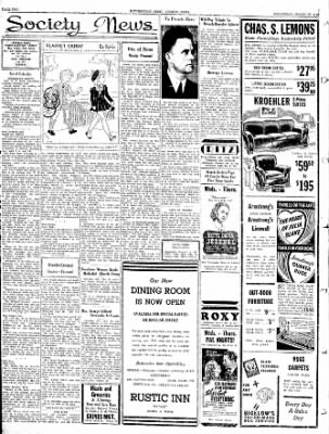 The Courier News from Blytheville, Arkansas on March 30, 1938 · Page 2