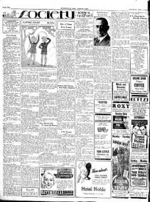 The Courier News from Blytheville, Arkansas on April 2, 1938 · Page 5