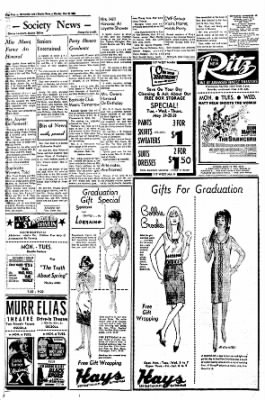 The Courier News from Blytheville, Arkansas on May 23, 1966 · Page 4